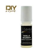 2 x AROME DIY VANILLE BOURBON 10 ML