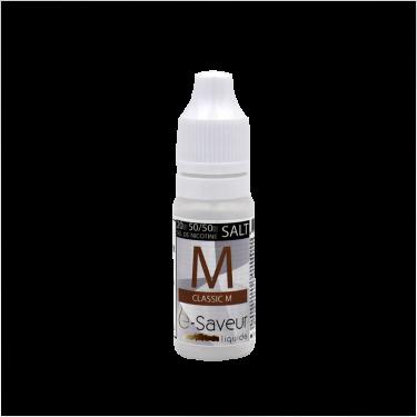 Classic M Sel de nicotine 20 mg/ml