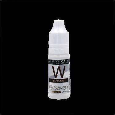 Classic W Sel de nicotine 20 mg/ml