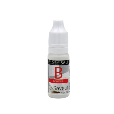 Booster Sel de nicotine 20 mg/ml PGVG 50 50