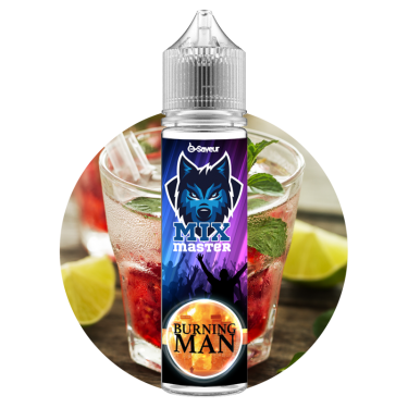MIX MASTER BURNING MAN 50ml