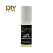 AROME DIY TABAC MENTHE 10 ML